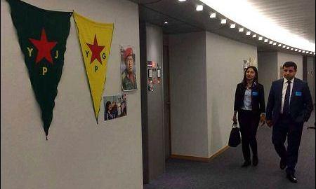 Эрдоган резко раскритиковал ЕС за моральную поддержку курдов