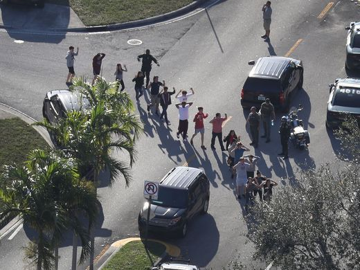 В школе во Флориде произошла стрельба: 17 погибших