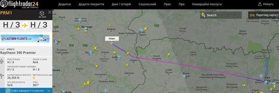 В АП отрицают депортацию Саакашвили самолетом компании Порошенко