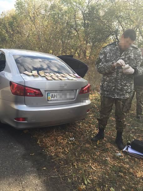 На взятке в Донбассе задержаны два сотрудника СБУ - Грицак