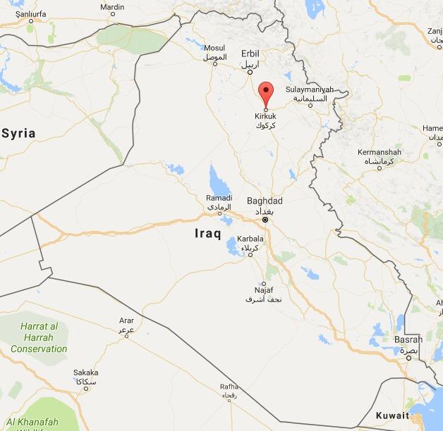 Армия Ирака атакует позиции курдов в богатой нефтью провинции