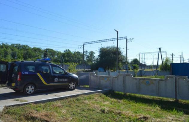 В Донецкой области неизвестные пытались взорвать подстанцию: фото
