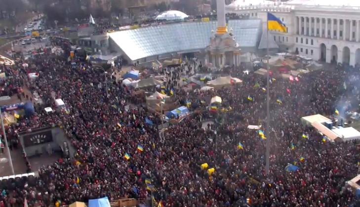 Евромайдан, день 60-й: хроника