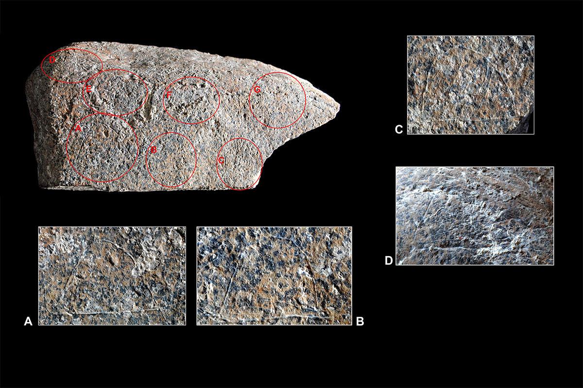 В Испании нашли древнейшее изображение человеческого жилья