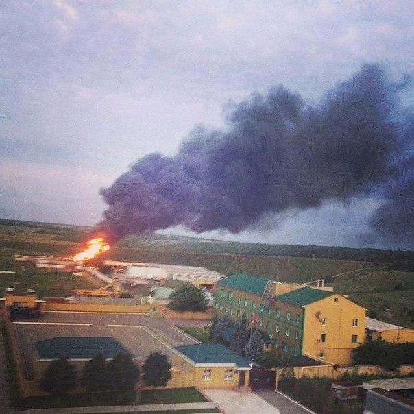 Дорога в Россию. Зачем боевикам база пограничников в Луганске