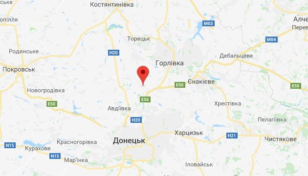 Силы АТО заняли село около Донецка: все в рамках Минска