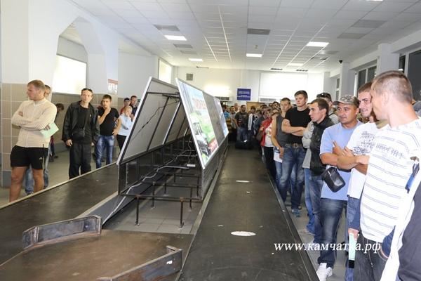 Переселенцы из Донбасса прибыли на Камчатку