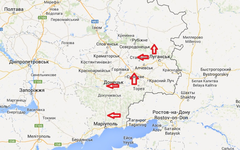 Росія перейшла до диверсійної війни. Підсумки тижня в зоні АТО