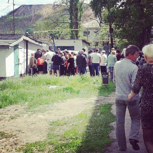 Донбасс остался дома. Референдум сепаратистов провалился