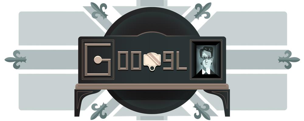 Google посвятил новый дудл изобретению механического телевидения