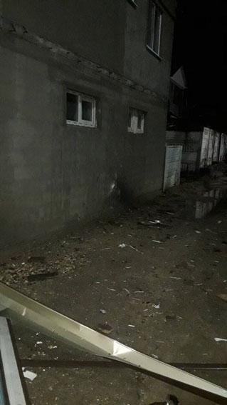 Неизвестный подорвал базу отдыха в Одесской области