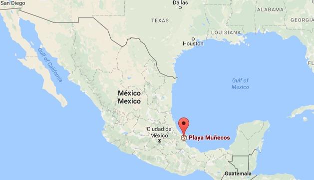 В Мексике остановлен набитый 115 мигрантами грузовик