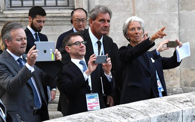 Страны G7 объединятся в борьбе с киберпреступностью - Reuters
