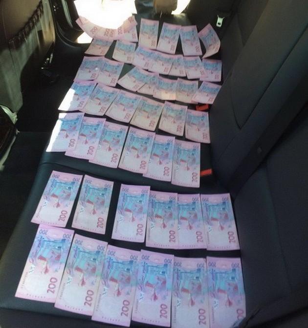 В Одессе задержаны на взятках чиновники ГФС и Госпотребслужбы