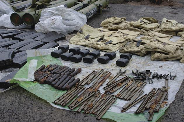 НаДонбассе задержана диверсионная группа боевиков ДНР: появились фото