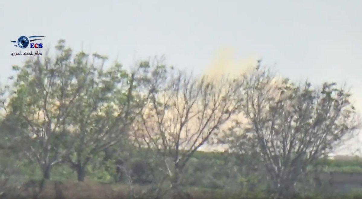 СМИ: В Сирии произошла вторая химатака, есть жертвы - видео