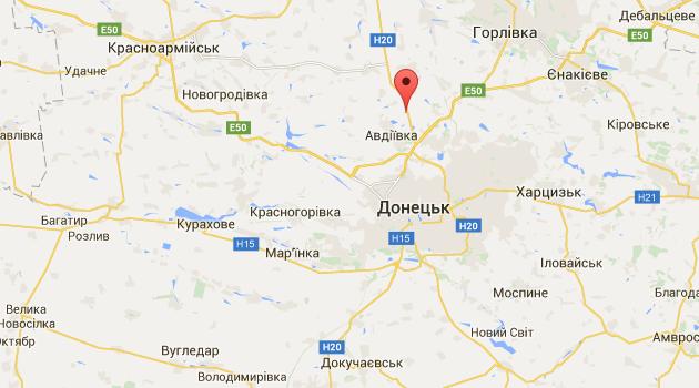 В Донецкой области силы АТО вступили в бой с оккупантами