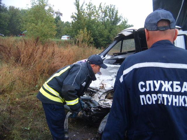 В Донецкой области в результате ДТП погибли две женщины - ГСЧС