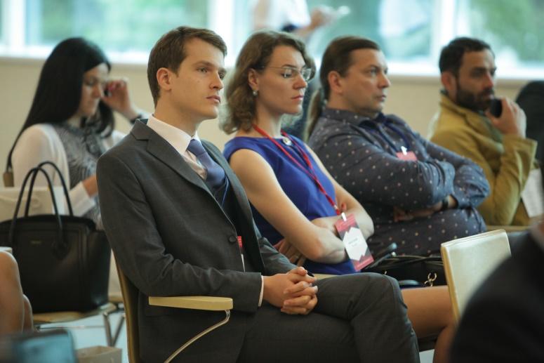 Конференция юридических инноваций Legal Tech Kyiv 2017