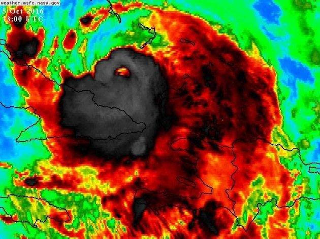 Число жертв ураган Мэтью на Гаити возросло до 339 человек: карта