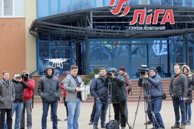 """Пресс-центр: Проект """"Открытое небо"""" - обучение пилотов БПЛА"""