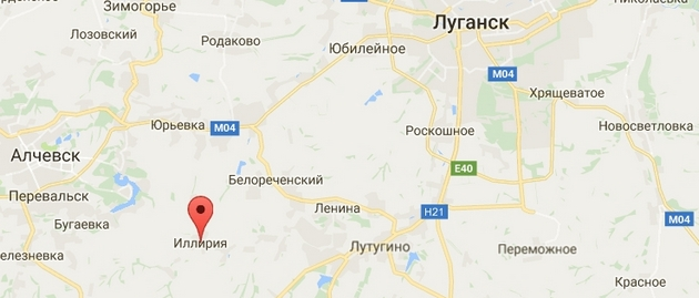 В Луганской области оккупанты на учениях накрыли снарядами село