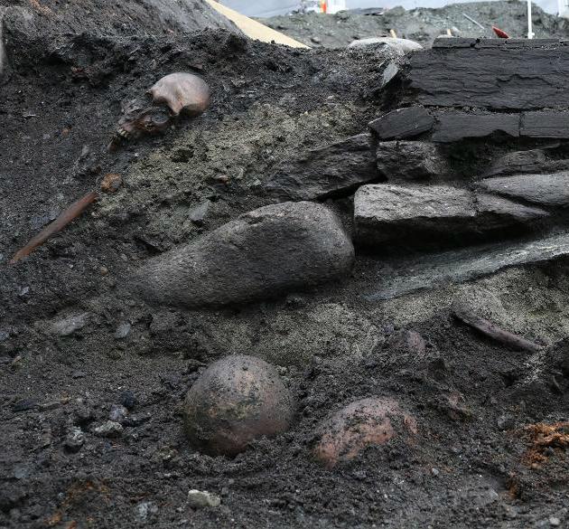 Искали веками: вНоврегии обнаружена церковь короля викингов