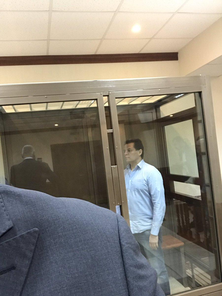 Суд Москвы отказался выпускать Сущенко из СИЗО