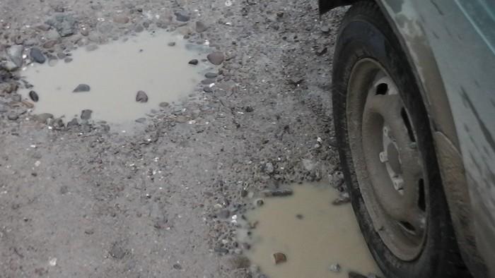 На Буковине разворовали выделенные на ремонт дороги 800 тыс грн