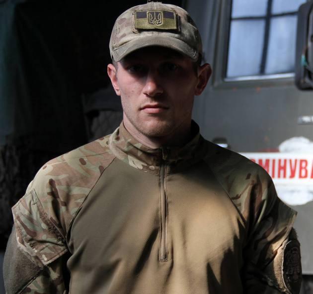 ВЛуганской обл. из-за ранения вражеским снайпером умер украинский военнослужащий
