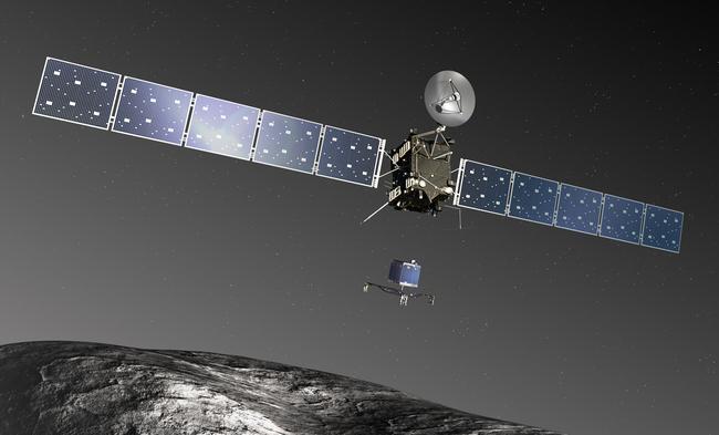 Миссия выполнима: 12.04 выходит уникальный фильм о комете ROZETTA
