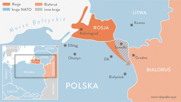Министр обороны Польши сказал, куда может ударить Россия