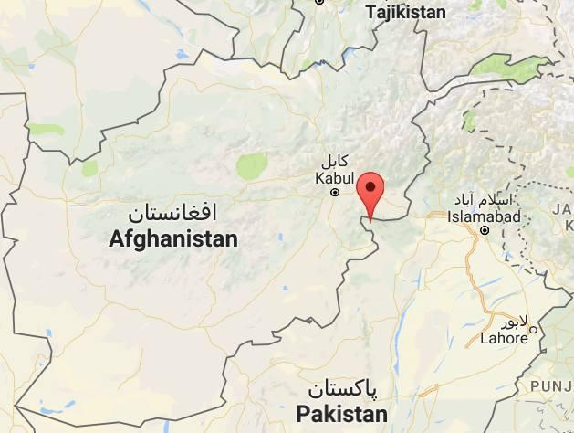 В Пакистане подорвали маршрутку, 10 человек погибли - карта