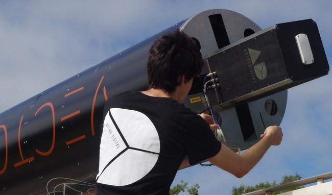 Экс-сотрудники SpaceX запустили сверхлегкую ракету Vector - видео