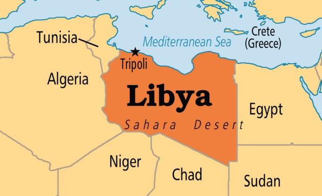 На родину вернулись освобожденные в Ливии украинцы