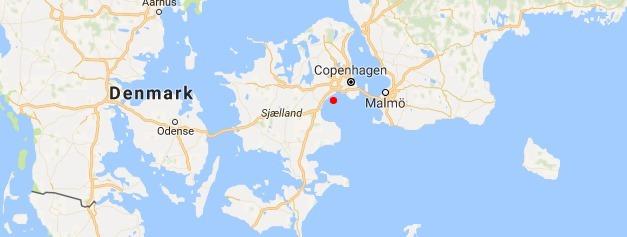 Убийство журналистки в Дании: на маршруте подлодки нашли пилу