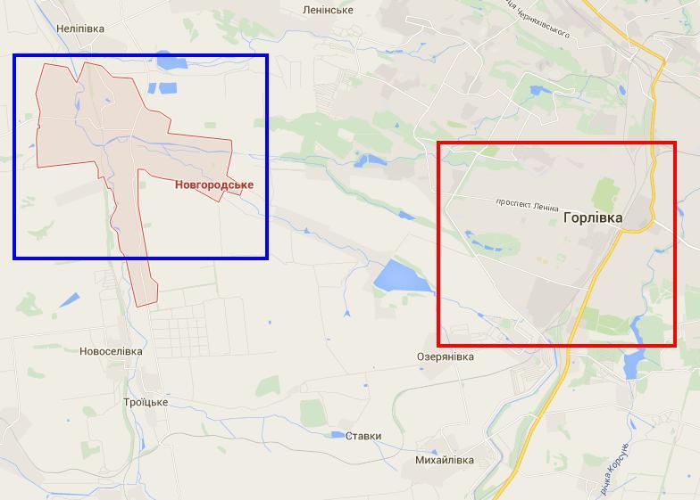 Перехват: ВСУ нанесли ответный удар гибридной армии под Горловкой
