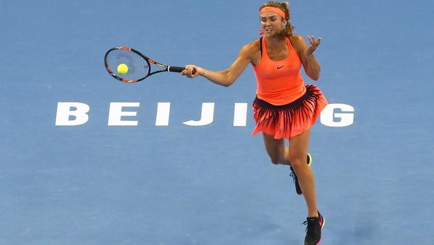 Теннис: в Пекине украинка Свитолина выбила первую ракетку мира