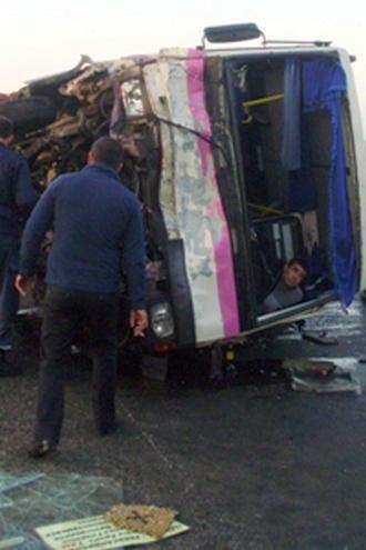 В Одесской области попал в ДТП автобус, погиб человек