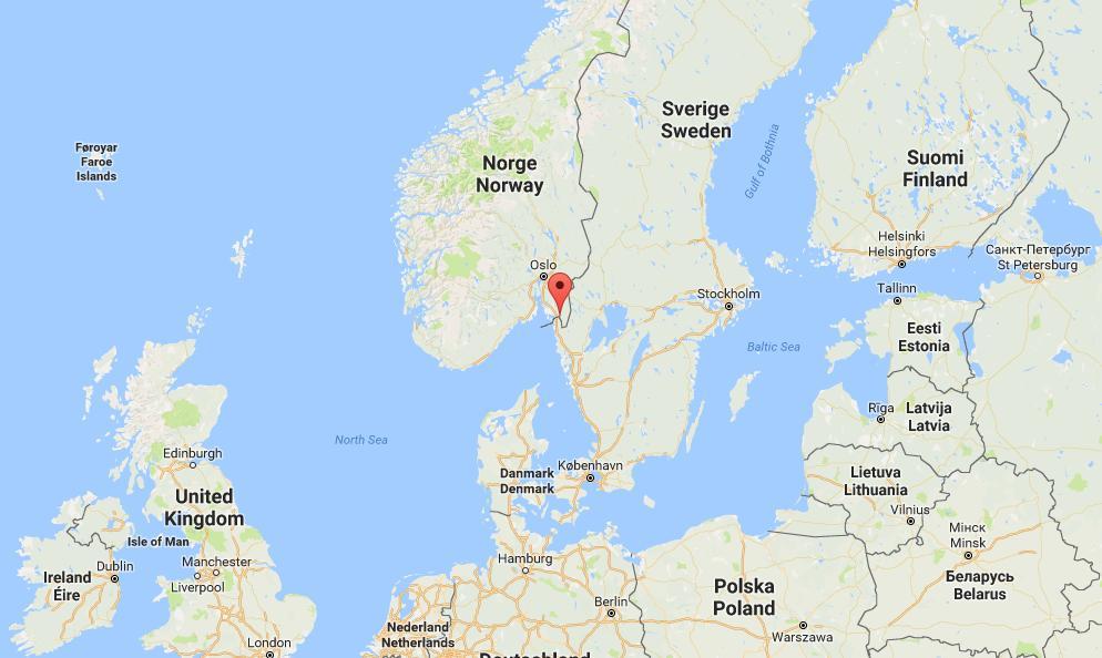 В Норвегии на экспериментальном ядерном реакторе произошла утечка