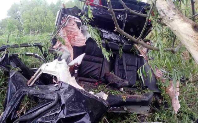 Врезультате ДТП под Киевом погибли три человека