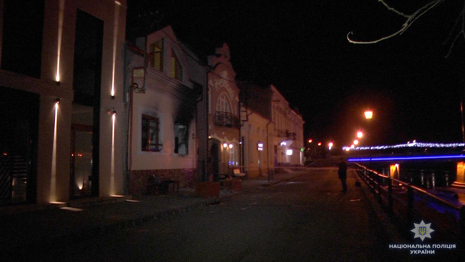 В Ужгороде вновь подожгли офис венгерской организации: фото