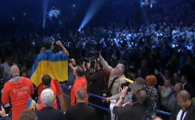 Кличко нокаутом одолел Леапаи: видео победного раунда