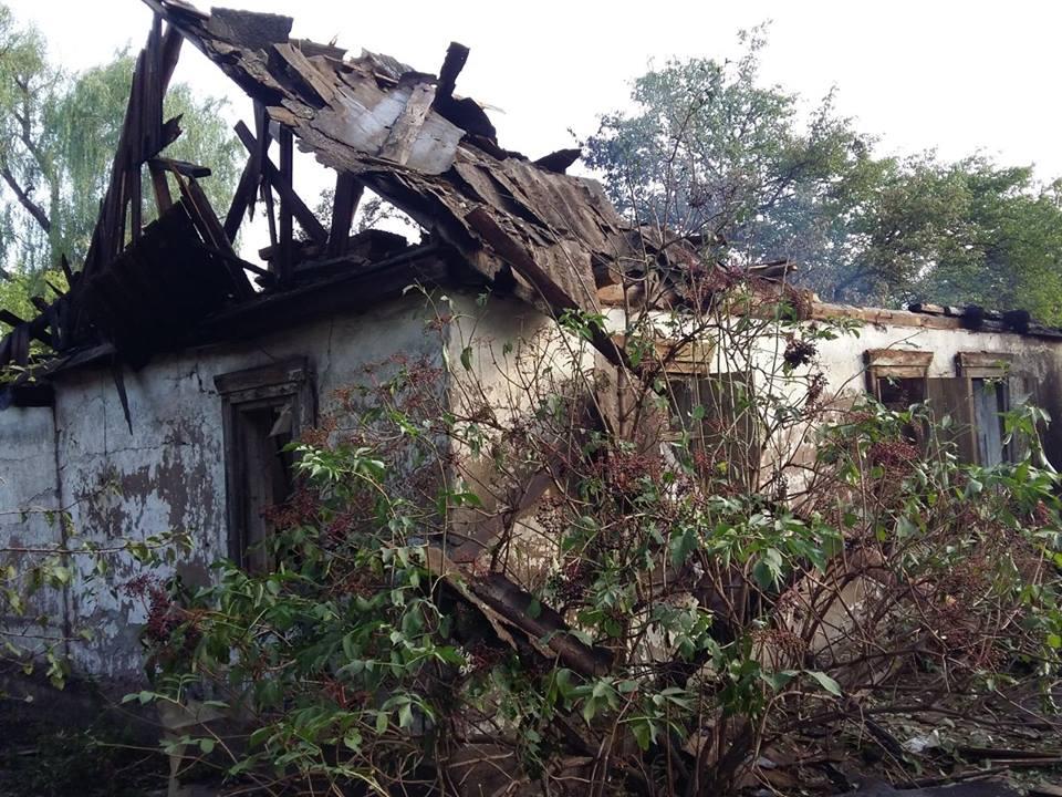 Аброськин: Боевики расстреляли личный сектор вТорецке