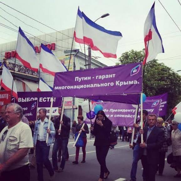 Путин ставит на конституционный переворот в Украине