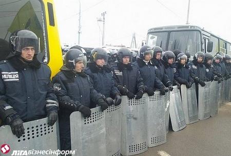Евромайдан, день 55-й: хроника