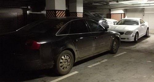 В Киеве задержана группа угонщиков элитных авто: фото и видео МВД