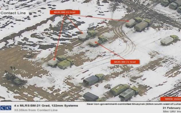 Хуг: Нет прогресса в вопросе разведения сил и средств в Донбассе