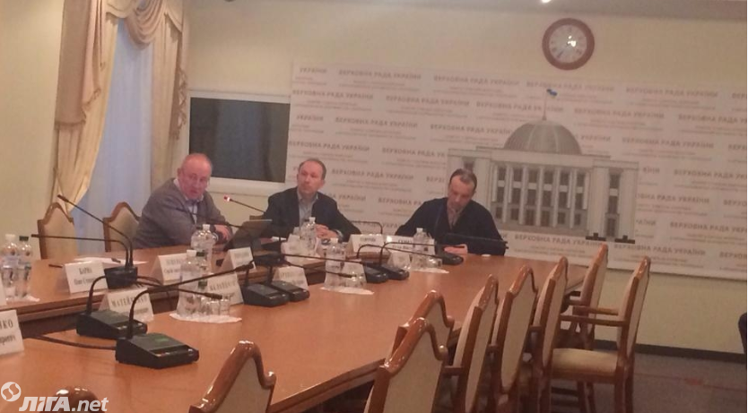 Члены антикоррупционного комитета отБПП иНФ сорвали назначенное его главой совещание