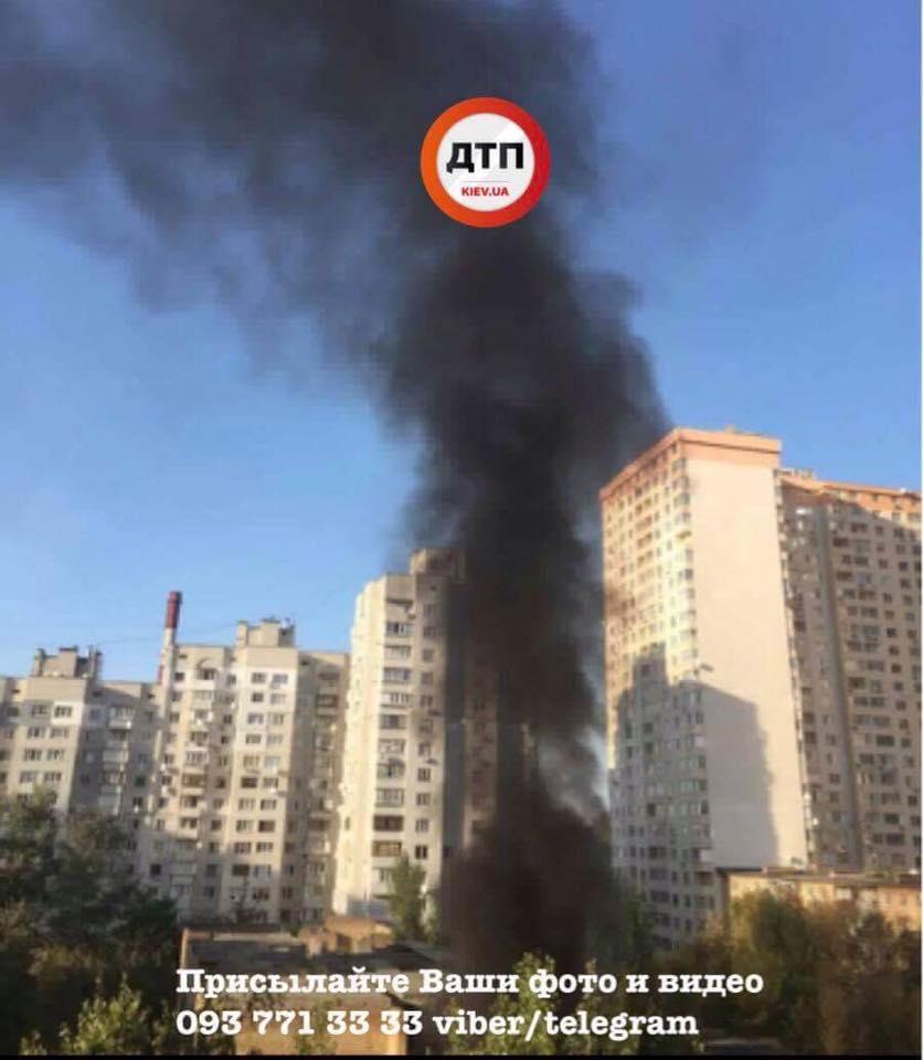 В Киеве прогремел взрыв в недостроенном детском саде - СМИ